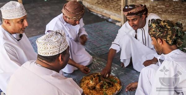 """""""Табуле"""" арабский салат"""