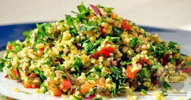 Салат «Табуле» рецепт классический