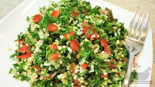 "Ливанский салат ""табуле"""