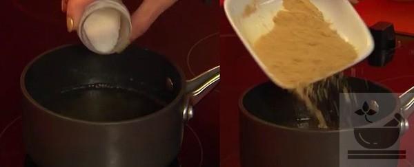 Приготовление французской горчицы