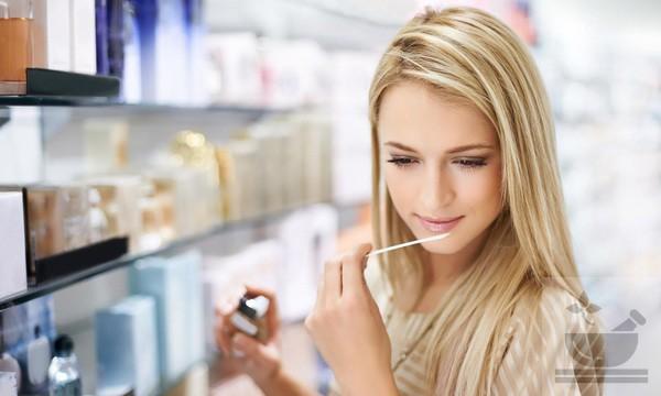Анис используется в парфюмерии