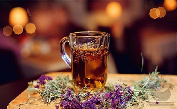 Чай с тимьяном польза и вред