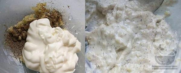 Как готовить классический чесночный соус