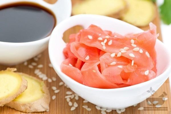 Имбирь к суши