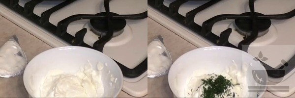 Как готовить сметано-чесночный соус
