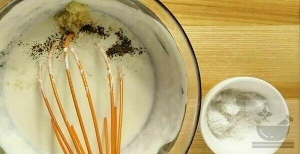 Готовим соус на водяной бане