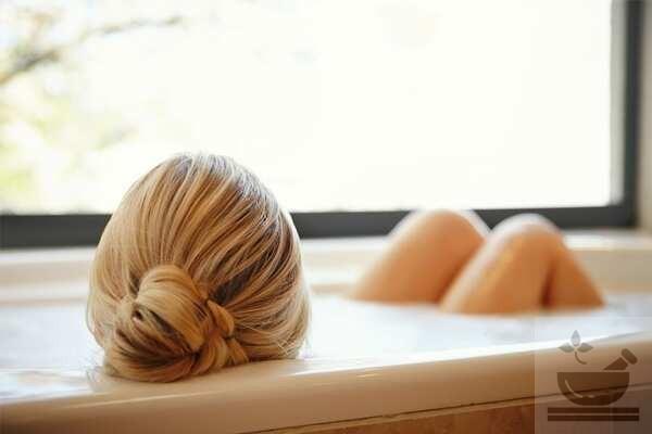 Черный кардамон в ароматических ваннах