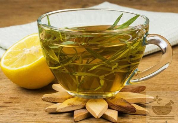 Чай с тархуном