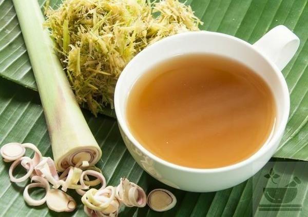 Чай из лемонграсса