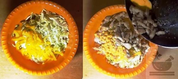 """Готовим салат """"Ревнивец"""""""