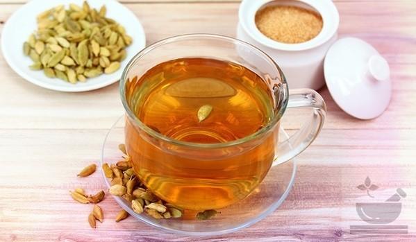 Лечебный кардамоновый чай