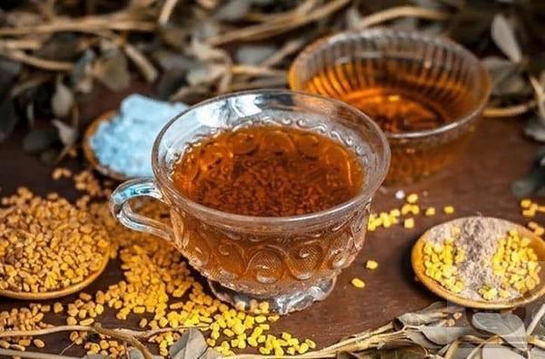 Чай из шамбалы