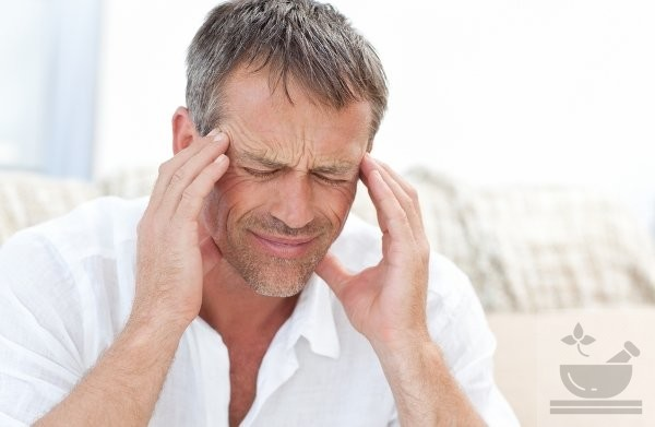 Имбирь против мигрени