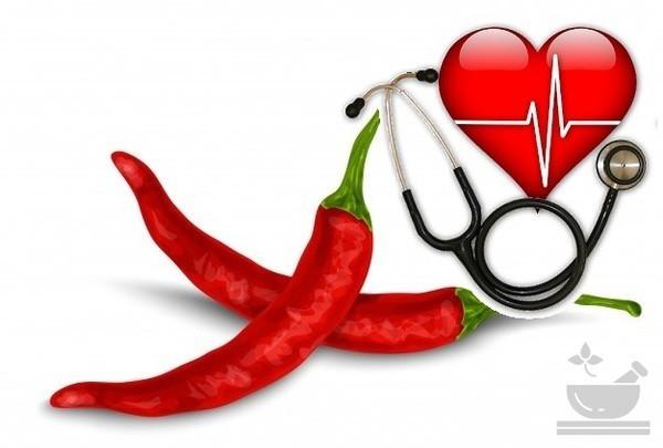 Острый перец для сердечной мышцы