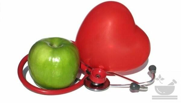 Фрукты хороши для сердечной мышцы