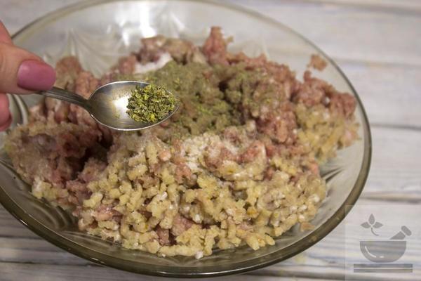 Итальянские травы в мясных изделиях