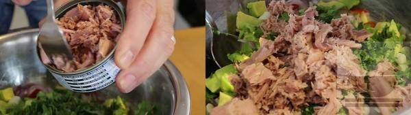 Открываем консервы с тунцом