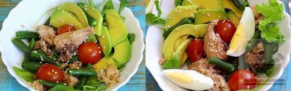Комплектуем салат