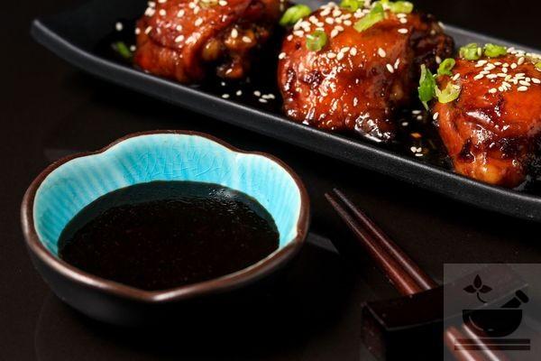 Японский соус терияки