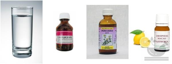 Продукты для дезинфицирующего средства