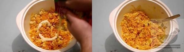 Майонез в салате