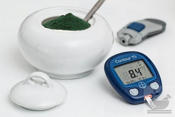 Спирулина и диабет