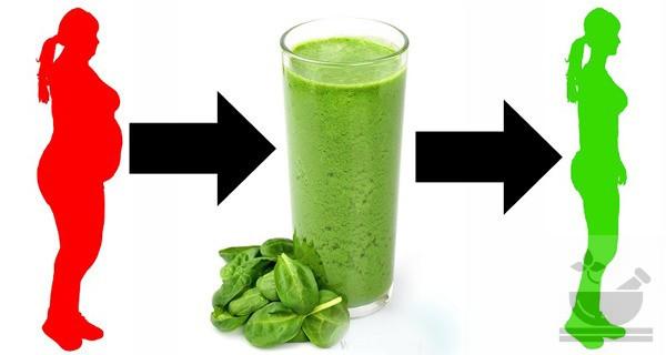 Польза шпината при похудении