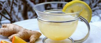 Имбирный чай в домашних условиях рецепт