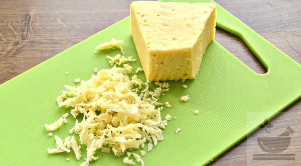 Трем сыр для салата