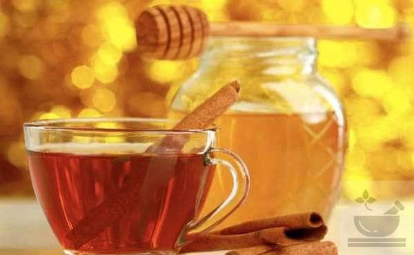 Чай корица с медом