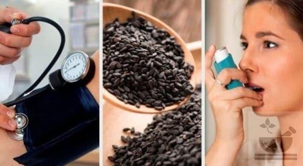 Черный тмин польза при аллергии