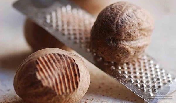Мускатный орех полезен для организма