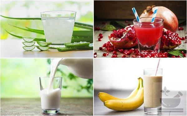 Напитки для повышения потенции