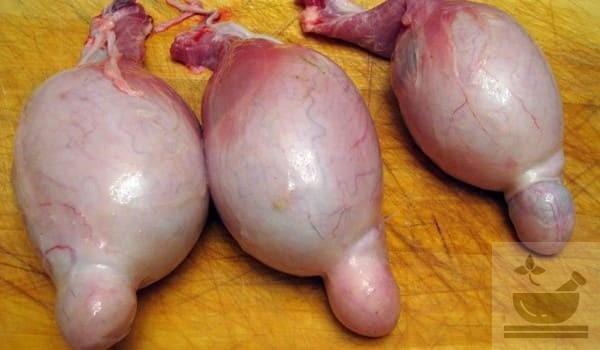 Бараньи яйца для улучшения потенции