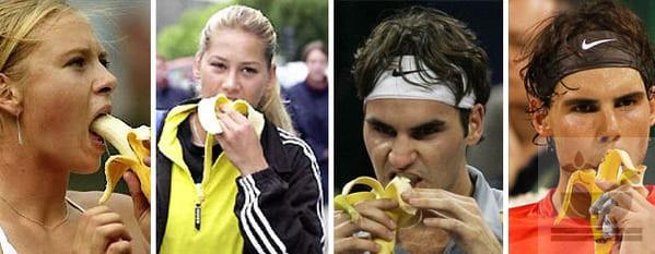 Банан для спортсменов