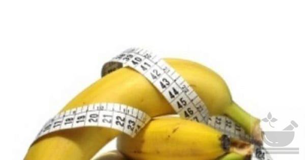 Для похудения банан отличный фрукт